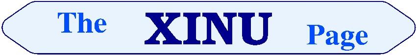 The Xinu Page